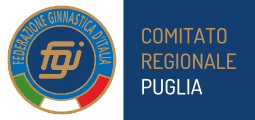 Federazione Ginnastica Italiana - Comitato Regionale Puglia - Logo