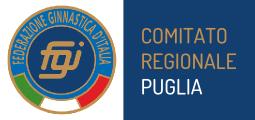 Federazione Ginnastica Italiana - Comitato Regionale Puglia - Logo